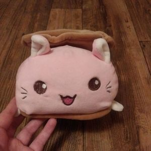 Kawaii Ice cream dessert cat plush